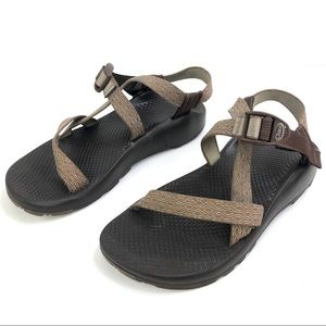 Chaco Classic Sports Sandals Women's Brown Size 9